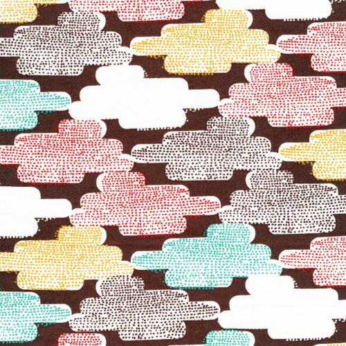 Cloudspotting:: Up, Up & Away by Skinny laMinx for Cloud9 Fabrics