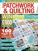 British Patchwork and Quilting August