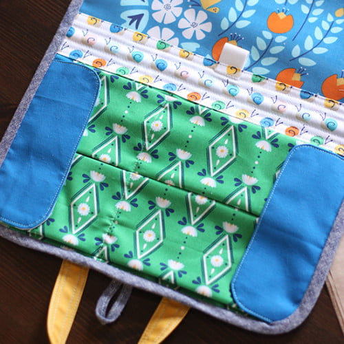 Road Trip Case by Anna Graham {Noodlehead} - Photo by Anna Graham