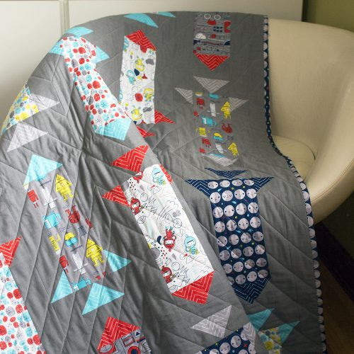Destination Moon Quilt