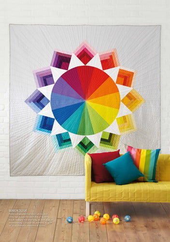 Colorwheel Quilt