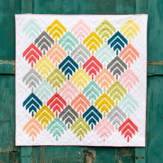 Woodcut Quilt