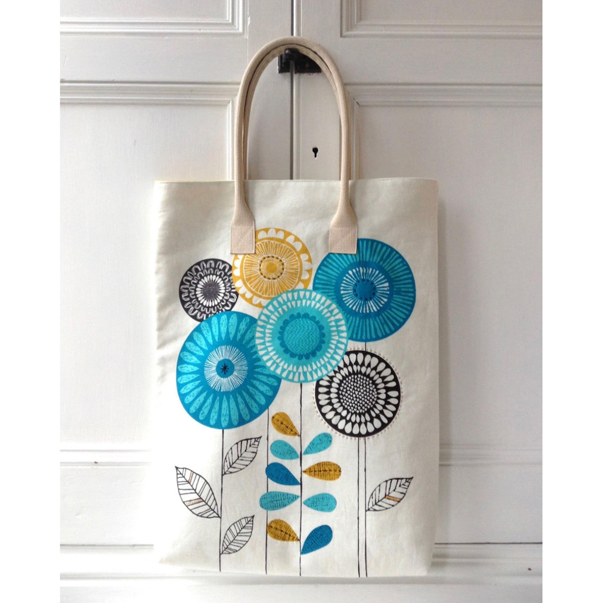 Organic Cotton and Linen Tea Towel Panels Cloud9 Fabrics British Invasion Rachel Cave Panels